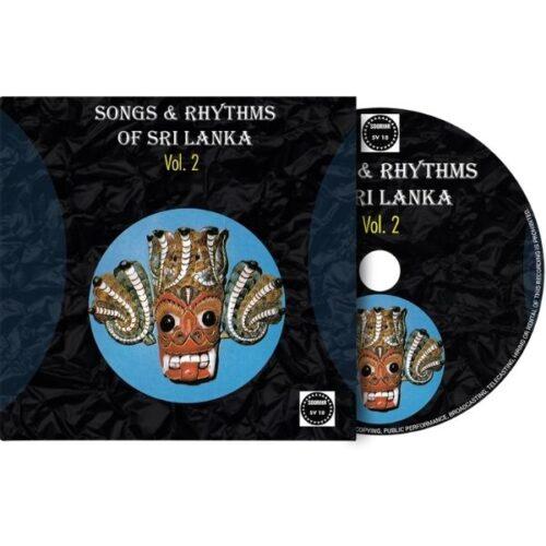 Songs & Rhythms of Sri Lanka Vol II