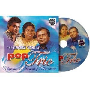 The Original Sinhala POP TRIO - Clarence / Annesley & Indrani